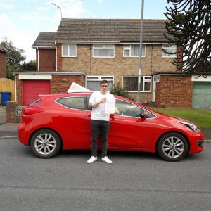 Driving lessons in Hull