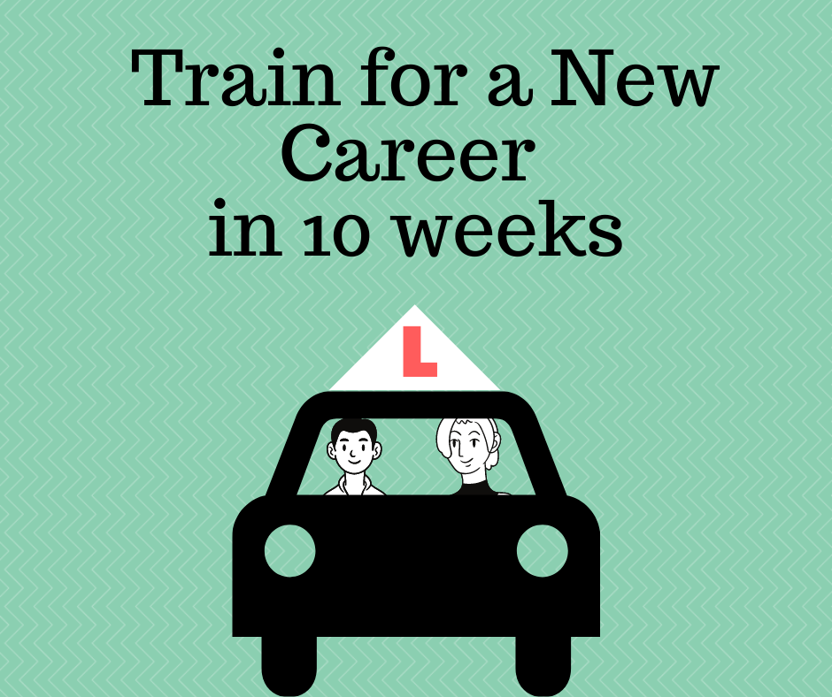 Train for a new career in 10 weeks
