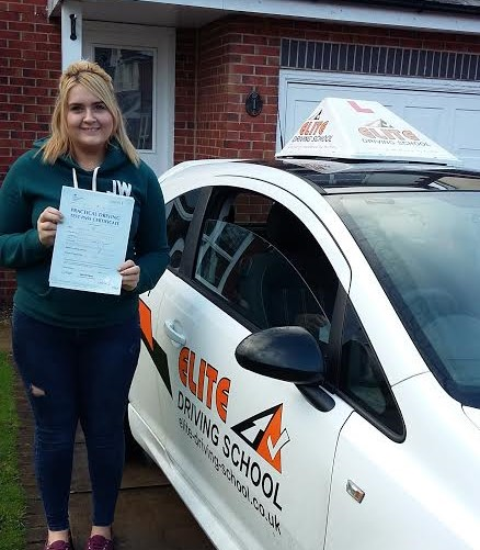 Driving Instructor Hull, Claudia Cartwright