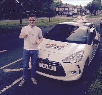 Driving Instructor Hull, Jack Wallis