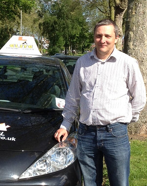 Driving Instructor in Hull Angus Parker