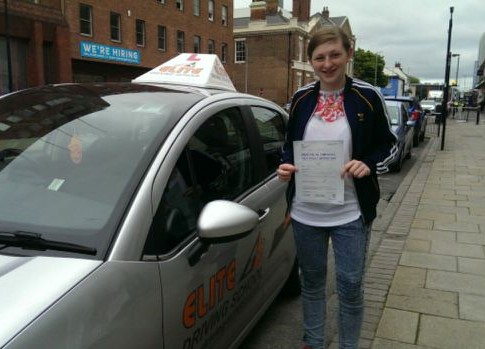 Driving Lesson Hull