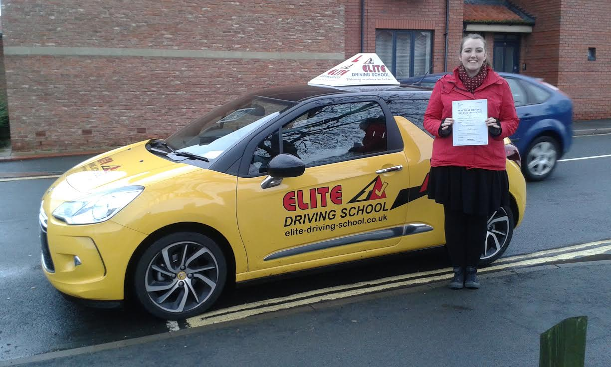 Driving Lessons Beverley, Emily Blenkin