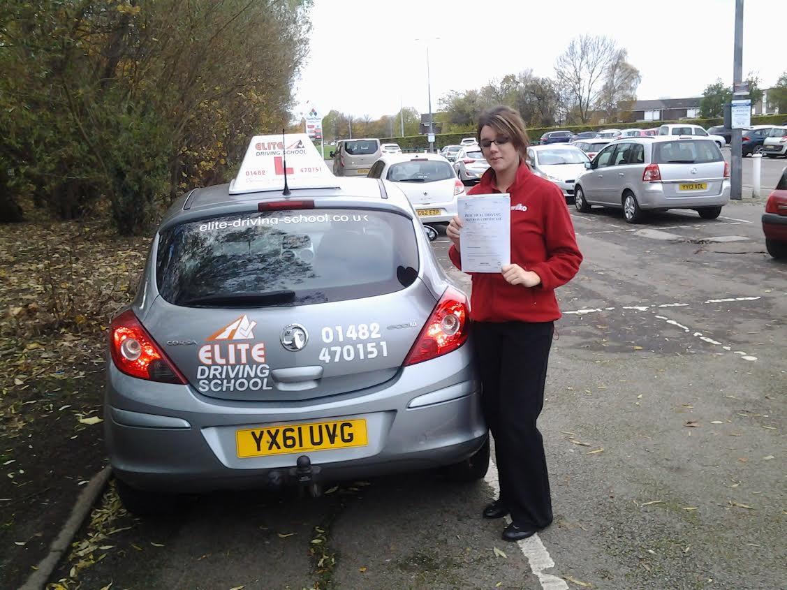 Driving Lessons Deal Hull