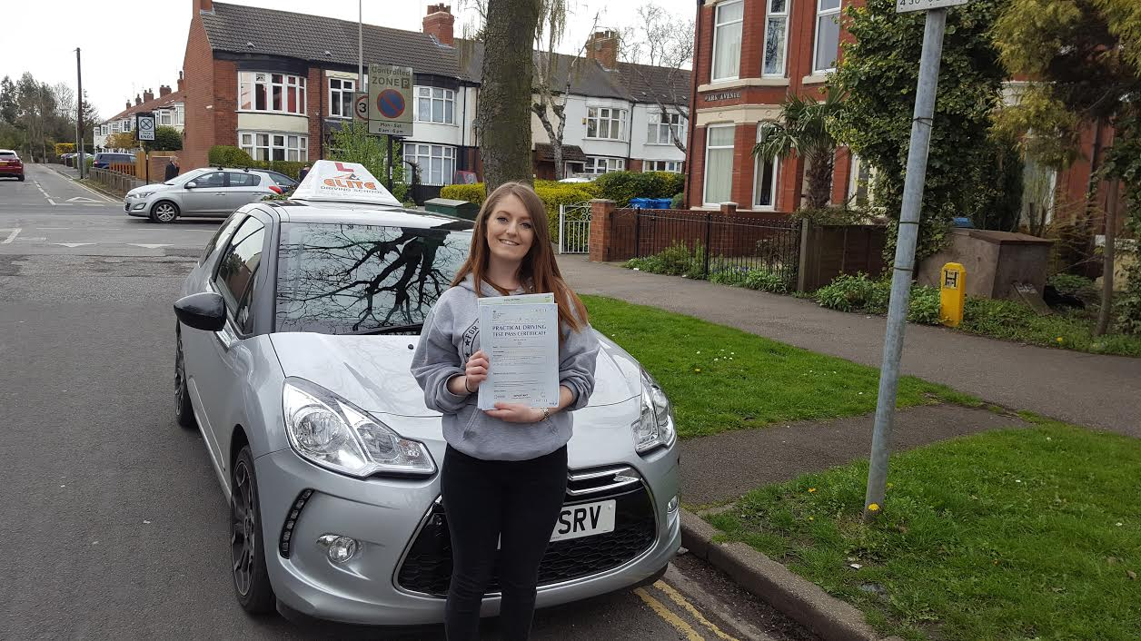 Driving Lessons Hull, Amy Shearer