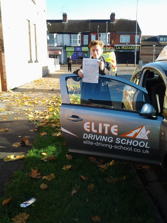 Driving Lessons Reviews in Hull