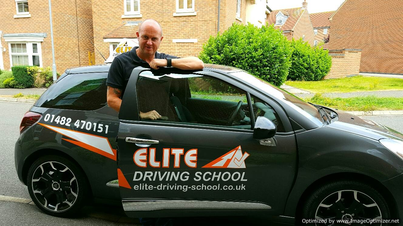 driving instructor in brough graham scott