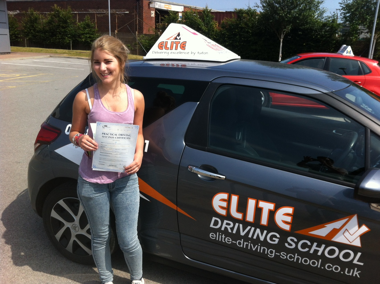 How To Pass Your Driving Test Once & For All: Surprisingly ...