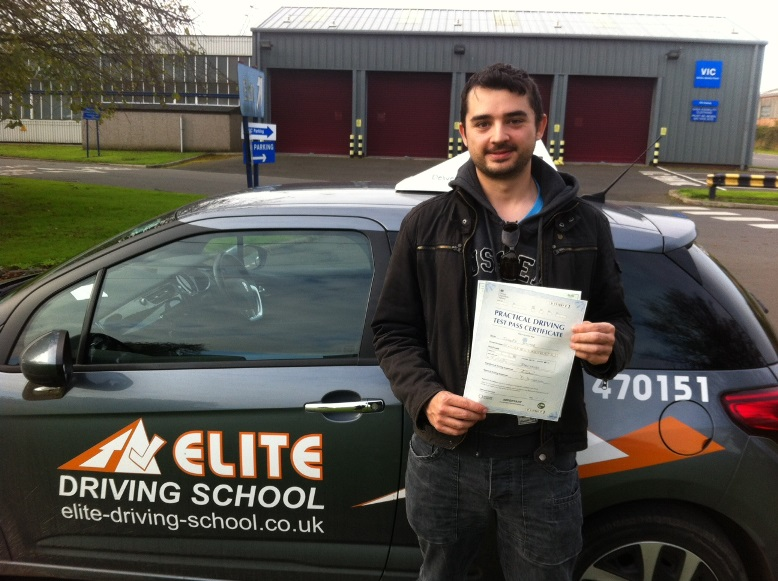 Test passes | Driving instructors Hull