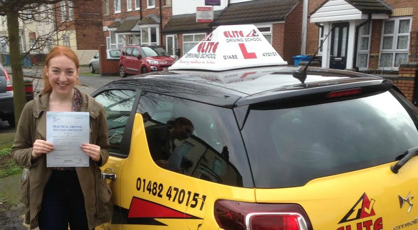 Female Driving Instructors in Hull