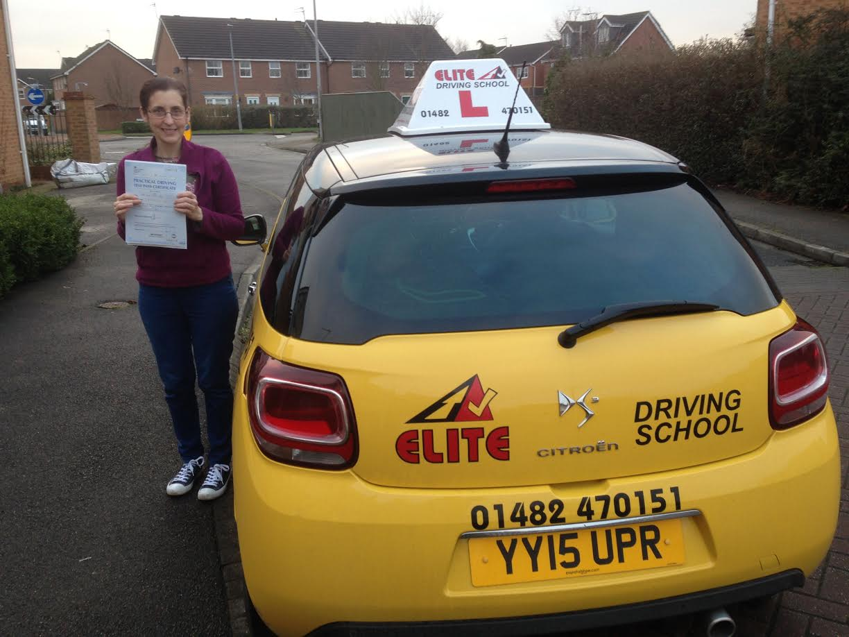 Female Driving Lessons