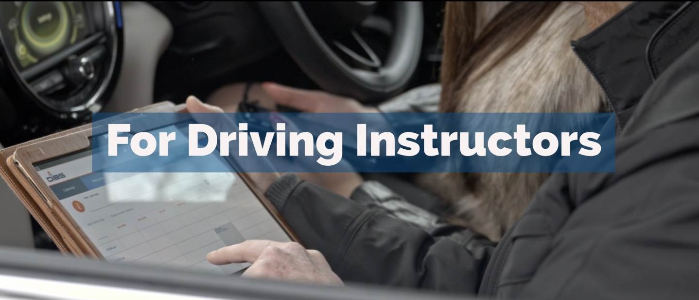 For driving Instructors