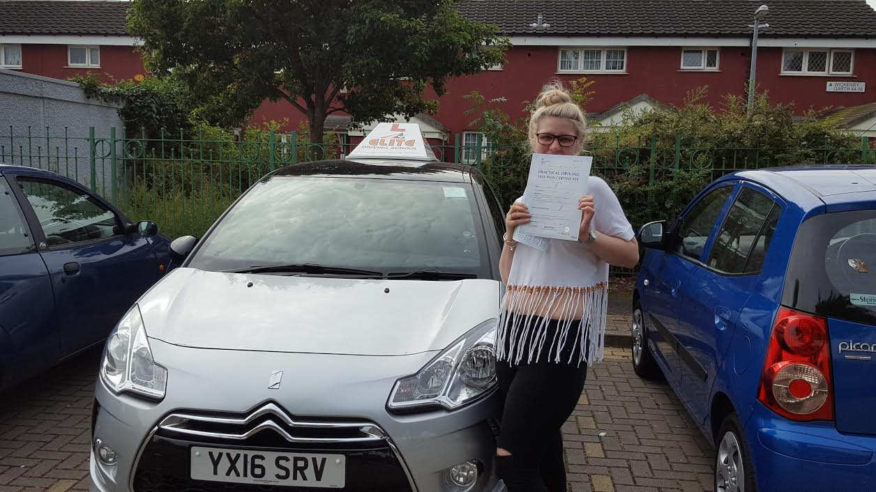 How much are driving lessons in Hull