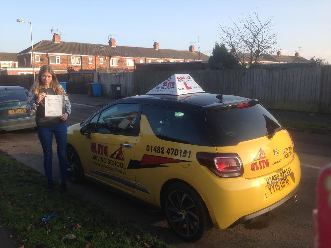 Hull Driving Lessons