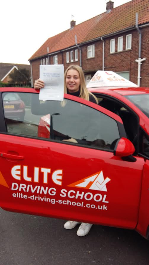 Local Female Driving Instructors